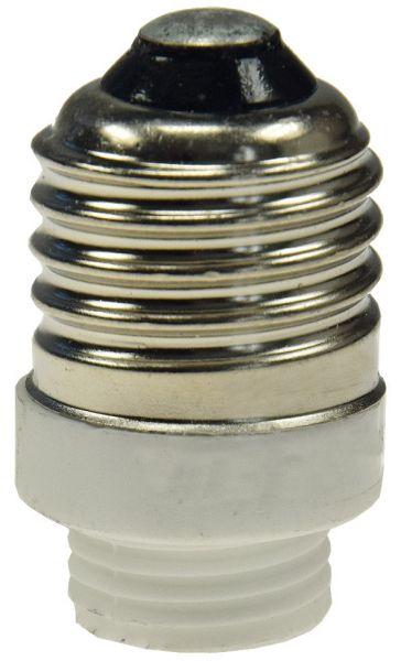 Lampensockel-Adapter, Keramik E27 auf G9