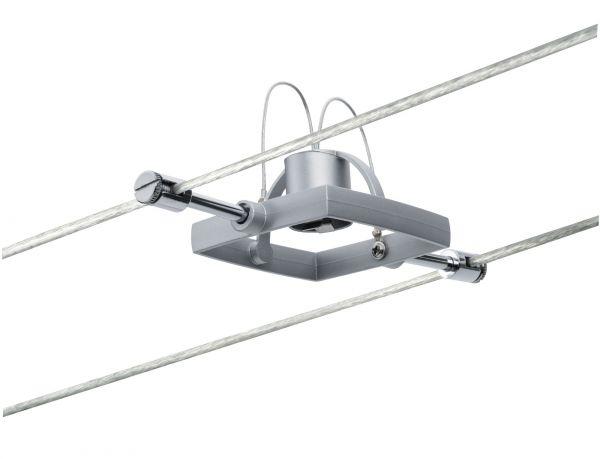Paulmann Seilspot Mac II GU5,3 Chrom matt