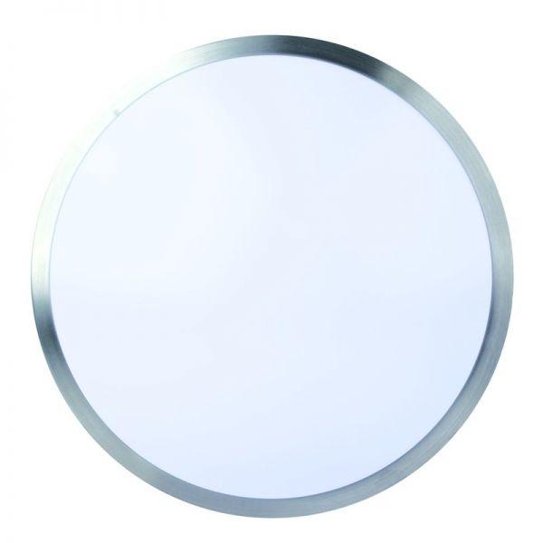 LED-Anbauleuchte LUNAsilver-exit 36W COLORselect 3000K/4000K/5700K