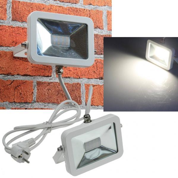 LED-Fluter SlimLine CTF-SL10W 780lm