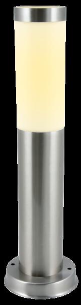 Außenleuchte, Ø75x450mm, Edelstahl, IP44