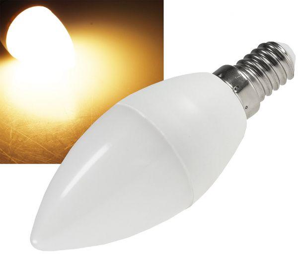 "LED Kerzenlampe E14 ""RA95"" 2900k, 480lm, 230V/6W, 160°, warmweiß"