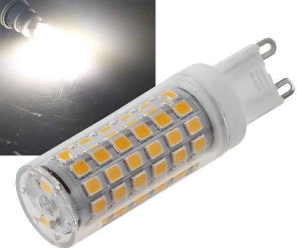 LED Stiftsockel G9, 10W, 990lm 330°, 230V, 4000K, neutralweiß