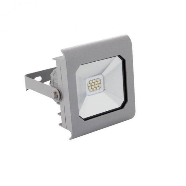 10 Watt LED Fluter 750 Lumen von Kanlux IP65 Grau Neutralweiß
