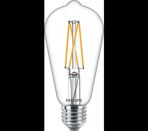 Philips Classic LEDbulb E27 9 W klar Filament