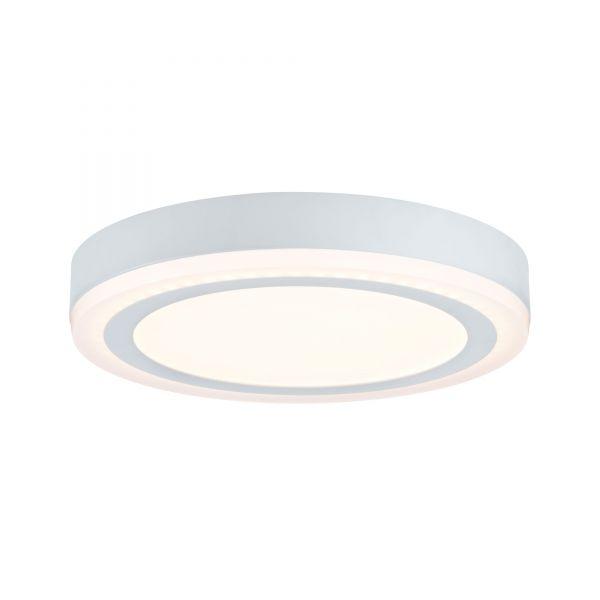 Paulmann WallCeiling Sol LED-Panel 12,2W 245mm Weiß 230V Alu