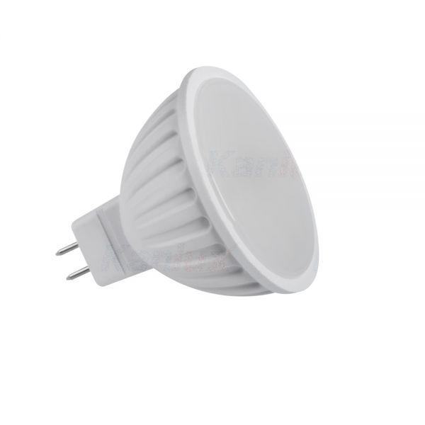KANLUX LED-Leuchtmittel TOMI GU5.3 MR16 5 Watt 390 Lumen Kaltweiß