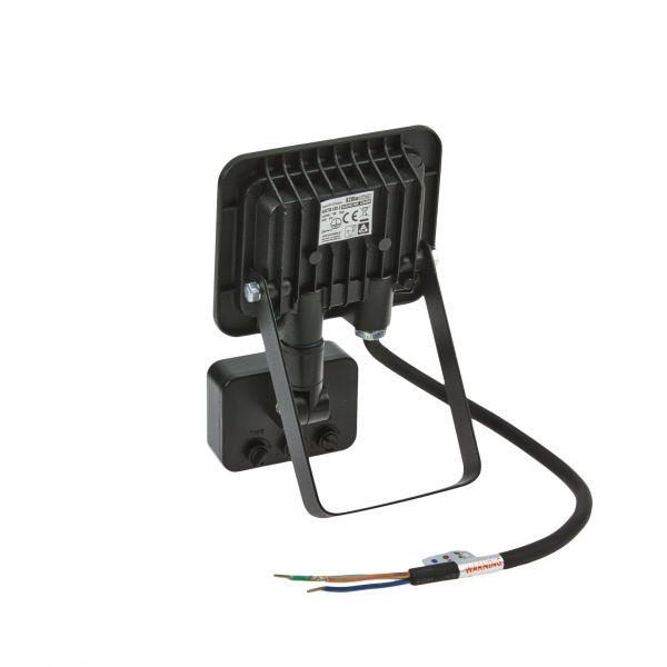 SpectrumLED Noctis Lux 2 Strahler 10W schwarz mit Bewegungssensor, Lichtfarbe wählbar