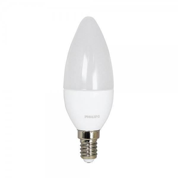Philips E14 LED Kerze warmweiß Stärke wählbar