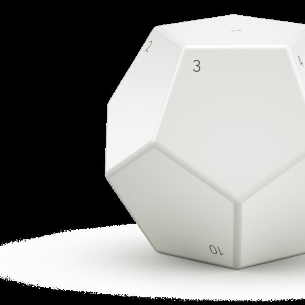 Nanoleaf Remote Bluetooth-Steuerung für HomeKit-Produkte
