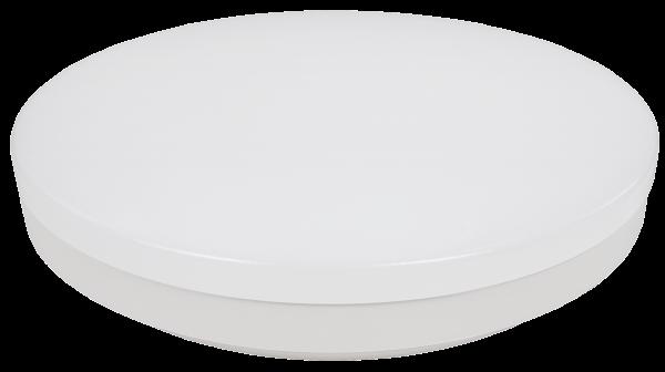 LED-Deckenleuchte McShine Land-BR HF-Melder, 28cm-Ø, 20W, 2000lm, 3000K