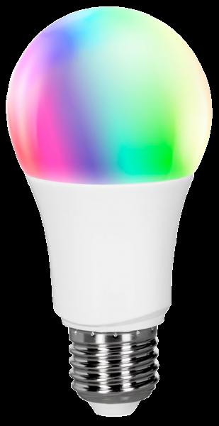 LED Glühlampe tint, E27, 9,5W, 806 lm, 1800-6500 K+ RGB, Smart Home, Zigbee