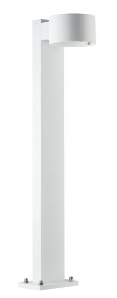 Paulmann Special Pollerleuchte Set AmbientLED IP44 LED 1x2,4W 230V Weiß matt/Alu Zink