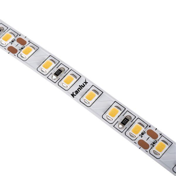 LED-Streifen LED STRIP 5 Meter L120 16W/M 24 IP00 Ra>90