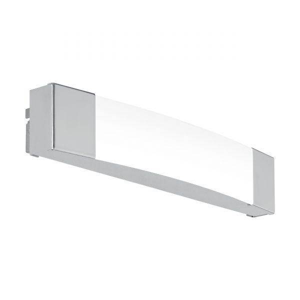 EGLO LED-Spiegelleuchte SIDERNO chrom Glas satiniert