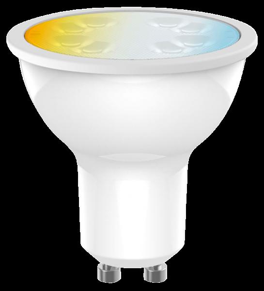 LED Strahler tint, GU10, 5W, 350 lm, 2700-6500K, Smart Home, Zigbee