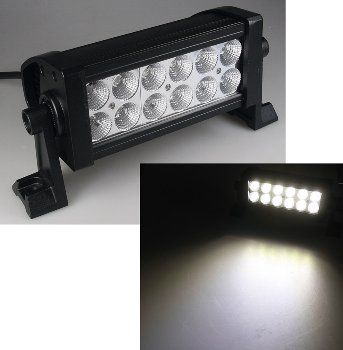 "LED Scheinwerfer ""LSW-36"", 12x3W LED 10-30 Volt, 2300 Lumen, IP65"