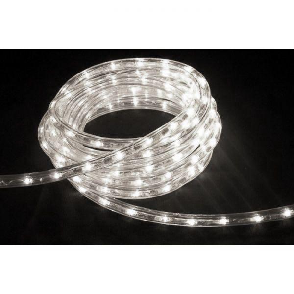 High-End LED Lichtschlauch UV-beständig IP67 1-90 Meter wählbar 230 Volt Kaltweiß