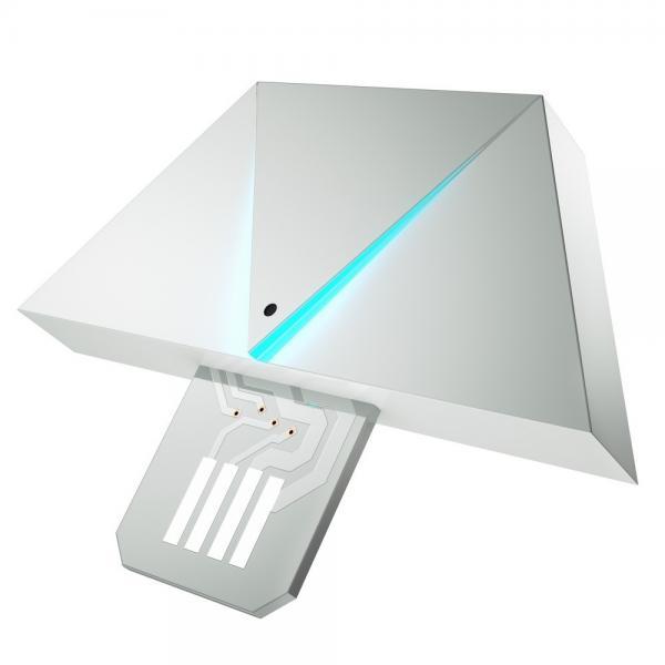 Nanoleaf Aurora Rhythm Zusatzmodul für Nanoleaf Light Panels