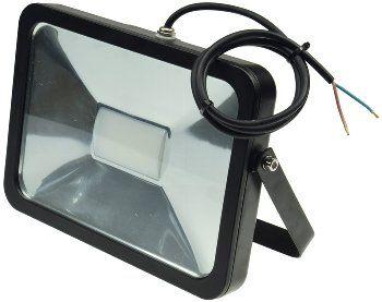 LED-Fluter SlimLine 50W, 12-24V= IP65, 3500 Lumen, 4000K, neutralweiß