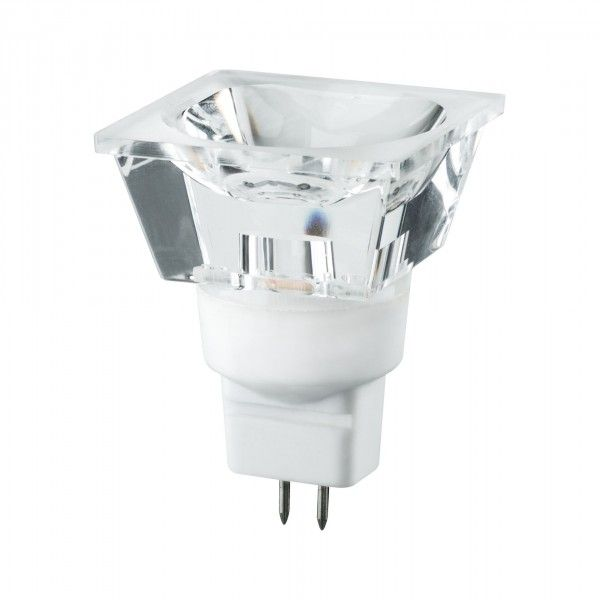 LED Diamond Quadro 3W GU5,3 warmweiß