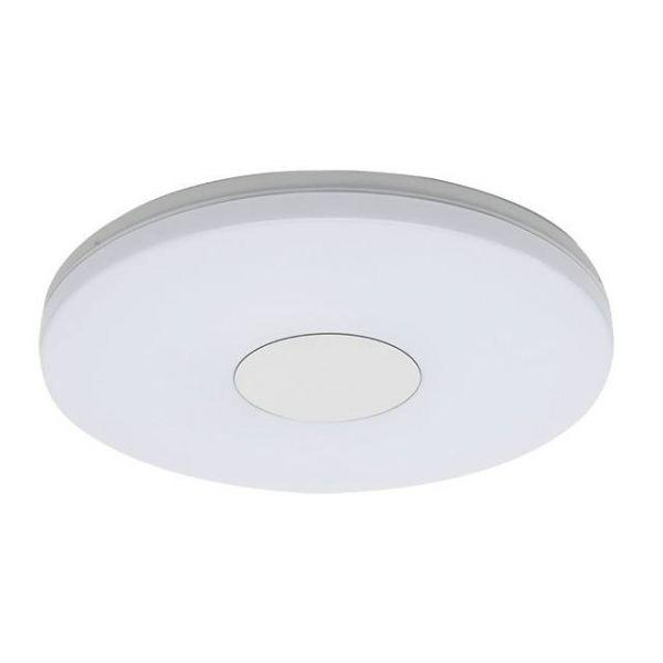 LED Deckenleuchte 1400lm 24 Watt mit verschiedenen Lichtfarben und Schlaffunktion