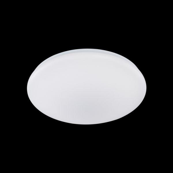 Honsel LED-Wand- / Deckenleuchte Geo 24W weiß