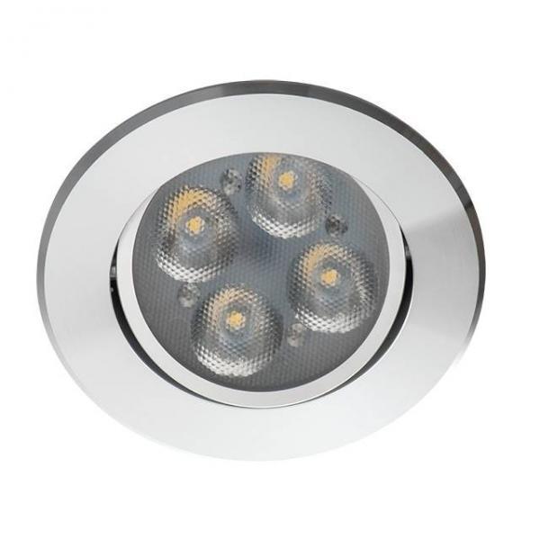 Hochwertige LED Einbauleuchte Kanlux 5 Watt Lichtfarbe wählbar