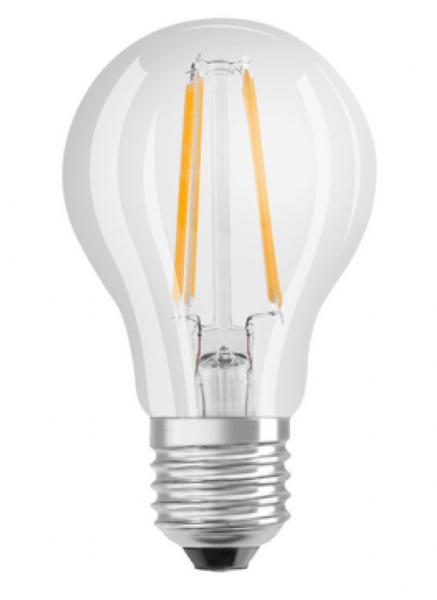 Sonderangebot! Osram E27 LED Filament Leuchtmittel Dimmbar 806 Lumen 6,5 Watt