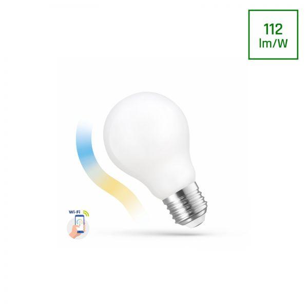 SMART E27 LED Leuchtmittel 5 Watt 560 Lumen A++