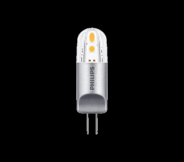 Philips dimmbarer G4 Sockelstift 2 Watt 200 Lumen warmweiß