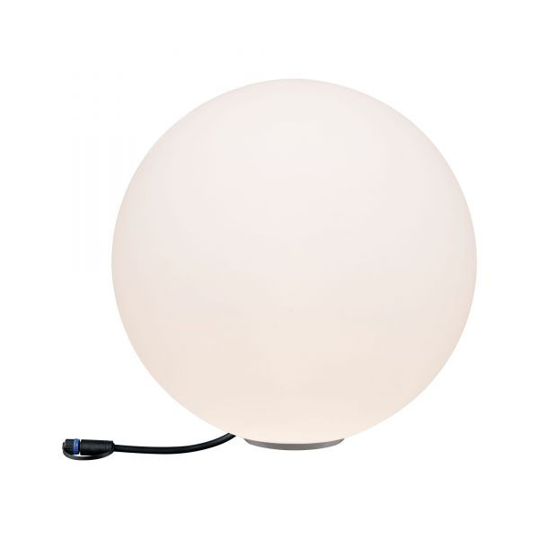 Paulmann Outdoor Plug & Shine Lichtobjekt Globe IP67 3000K 575lm 24V