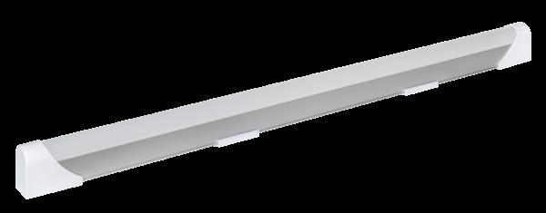 LED-Deckenleuchte, 850 lm, 4000K, 60cm, neutralweiß
