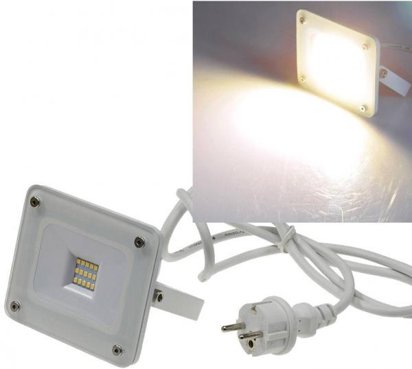 LED-Fluter SlimLine CTF-USL Glas 10W 700lm