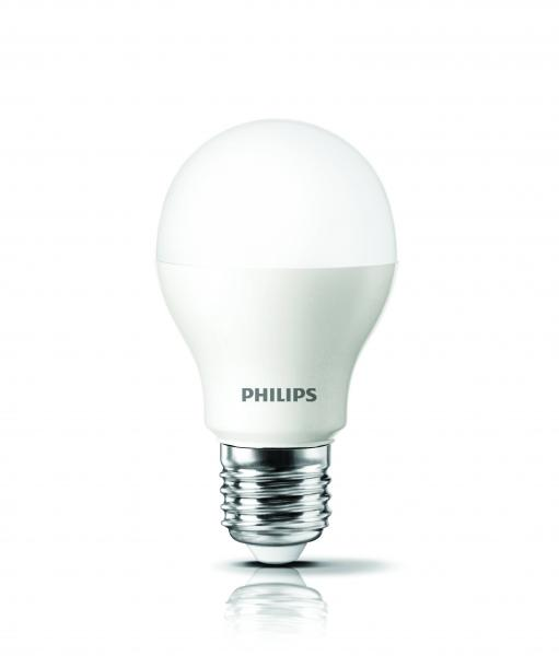 Philips CorePro LED Birne E27 8 Watt 806 Lumen Warmweiß