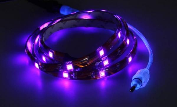LED-Stripe CLS-500UV 500cm blacklight
