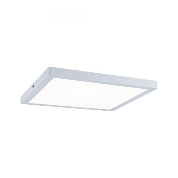 Paulmann WallCeiling Atria LED-Panel 300x300mm 20W 4000K Weiß matt 230V Kunststoff