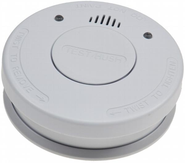 Hochwertiger Rauchmelder REV mit Q-Siegel