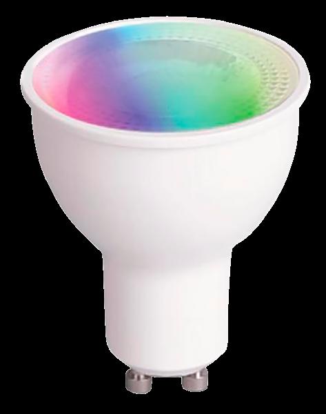 LED Strahler tint, GU10, 6W, 350 lm, 1800-6500 K + RGB, Smart Home, Zigbee