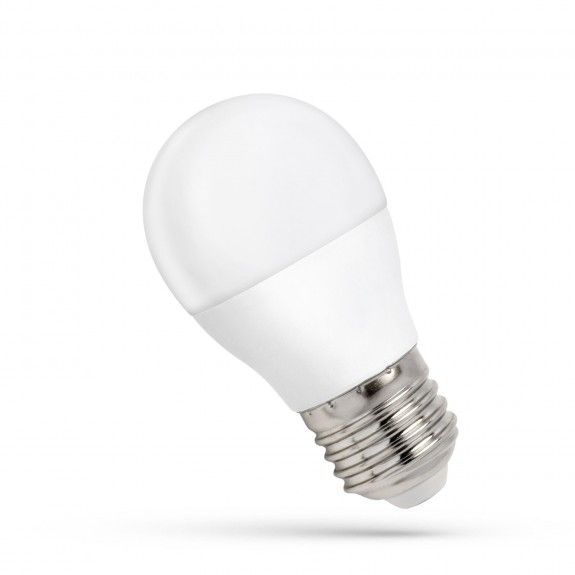 SpectrumLED Tropfenlampe E27 8W in verschiedenen Lichtfarben