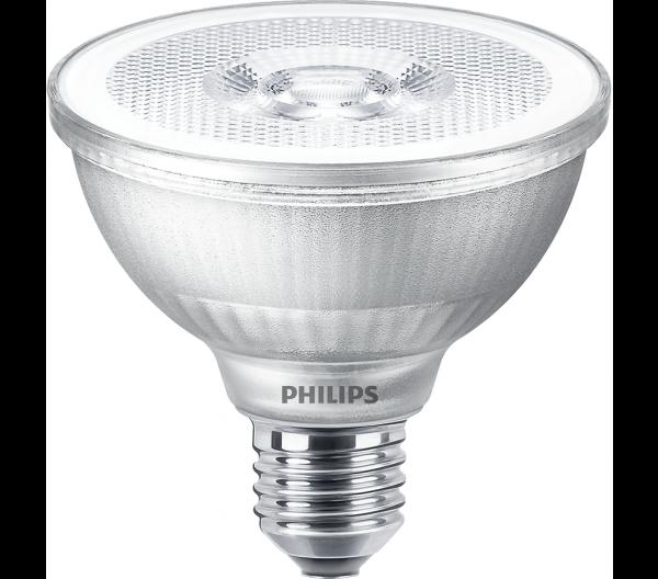 Philips PAR30S LED Strahler 9,5 Watt 740 Lumen warmweiß Dimmbar